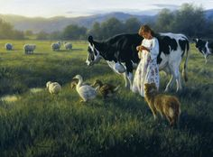painting by Robert Duncan