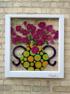 102 hand painted window using acrylic paint on back of for Painting on glass windows with acrylics
