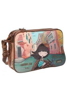 Anekke / Different. Santorini, Suitcase, Coin Purse, Lunch Box, Purses, Wallet, Handbags, Bento Box, Purse