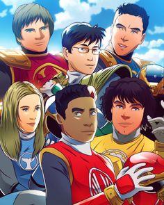 Go Go Power Rangers, Anime, Fictional Characters, Instagram, Cartoon Movies, Anime Music, Fantasy Characters, Animation, Anime Shows
