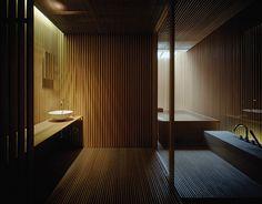Kengo Kuma, Ginzan Onsen Fujiya Obanazawa, wood