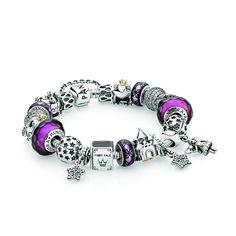 Pandora MOA - Fairy Tale Dreams Inspirational Bracelet (http://www.pandoramoa.com/fairy-tale-dreams-inspirational-bracelet/)
