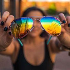 86fd27c99a49d Blenders Midori Splash Polarized Sunglasses