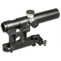 Firefield PU Mosin-Nagant SVT-40 Rifle Scope, 3.5x, 3 Post Reticle - FF13024 - 810119017352
