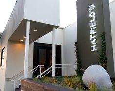 hatfield's - one of LA's best restaurants.