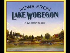 Clarence Cleans His Roof, News From Lake Wobegon (A Prairie Home Companion)