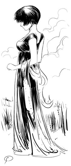https://flic.kr/p/MqoF6a | Sketch in costume