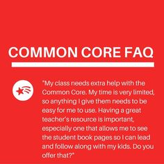 22 best common core state standards images on pinterest common our finish line third edition series for ela and math is designed for the common core and offers great annotated teachers editions with student pages fandeluxe Choice Image