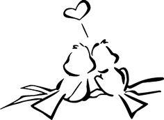 ♥ love birds