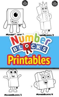 Alphablocks Amp Numberblocks Learning Letters And Numbers