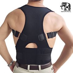 The Back Corrector Ease Pain Kyphosis Supporter Dancing Belt
