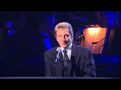 """Hard to find Live version of Barry Manilow singing """"Weekend in New England"""" Barry hits a 21 second note that is just incredible."""