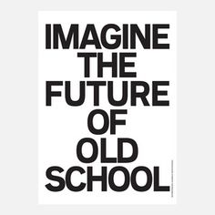 Imagine The Future Poster (featured on Fab)
