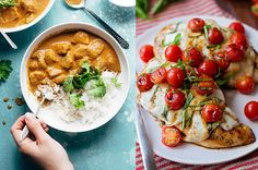 12 Mouthwatering Chicken Dishes You Can Make In 30 Minutes