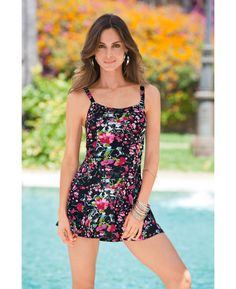 Changes By Together Swimdress at Simply Be