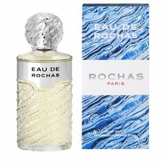 A pioneering fragrance in the eau fraîche family, a sensual cascade. Eau de Rochas made several appearances in the Maison. Marcel Rochas, a visionary, asked Edmond Routniska to modernise the classic Eau de Cologne as early as 1948. Eau de Roche was born. In 1970, Hélène Rochas followed in the footsteps of her husband with talent and elegance acclaimed many times over. Under her leadership, Eau de Roche was reinvented and renamed Eau de Rochas, in the finest homage possible. Carved in rock…