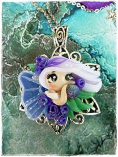 "lila  ""Sweety""-doll von Marions Traumlädchen auf DaWanda.com"