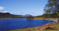 Loch Achall - Ullapool Angling Club - Permits from Lochbroom hardware, tel: 01854 612356 Wester Ross, North Coast 500, Brown Trout, Fly Fishing, West Coast, Scotland, Water, Salmon, Lost