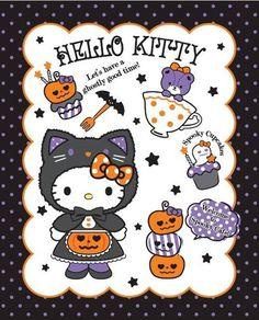 Sanrio: Halloween 2014:)