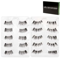 10 Pairs of Demi False Eyelashes, $4.99