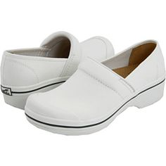 These would be good for work, since we have to wear white...ew!
