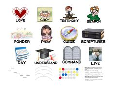 Search, Ponder and Pray singing time lesson plan idea; Search, Ponder and Pray singing times for both Junior and Senior primary Primary Songs, Primary Singing Time, Primary Activities, Primary Lessons, Music Activities, Lds Primary, Lds Songs, Music For Toddlers
