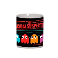 The Usual Suspects Pac-Man mug www.attitudeholland.nl