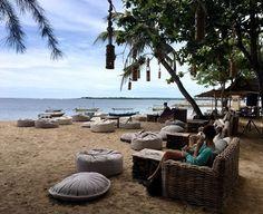 今 一番好きな GENIUS CAFE(ジーニアスカフェ)サヌールビーチ沿い | 暁希のバリ島 サヌール生活