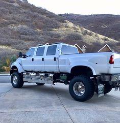 F650 Trucks, Lifted Trucks, Chevy Trucks, 6 Door Truck, Truck Flatbeds, Ford F650, Medium Duty Trucks, Custom Pickup Trucks, Mini Trucks