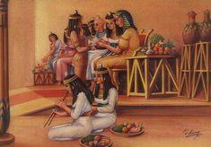Ancient Egypt Art, Ancient History, Catholic Saints, Bronze Age, Ancient Civilizations, Beautiful World, Archaeology, Mythology, Creatures