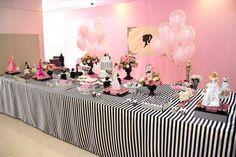 Festa Barbie Fashion