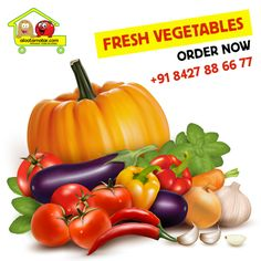 Shop #organic_fruits & #healthy_vegetables #online in Chandigarh, Mohali & Panchkula:  Place an order now: www.alootamatar.com  #EatGood #FeelGood