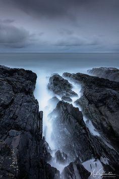 Killatringan Bay in SW Scotland