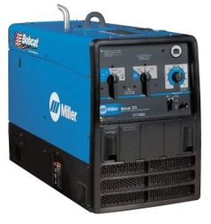 The Miller Bobcat 225 Kohler Engine Driven Welder is a cost-effective, multiprocess welder/generator primarily used for Stick welding. Generator power is great for farm/ranch, stand-alone generator and maintenance/repair operations.
