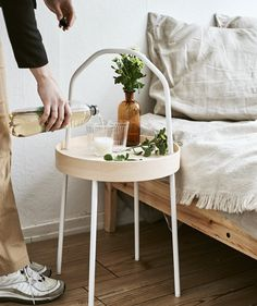 34 Best Ideas For Bedroom Ikea Ideas Decor Side Tables - Schlafzimmer