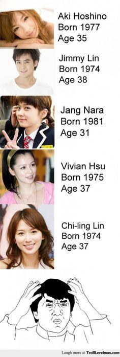 How Asians Age http://trolllevelmax.com/troll/5552/?new=1