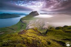 Foggy Night by stefanforster. Please Like http://fb.me/go4photos and Follow @go4fotos Thank You. :-)