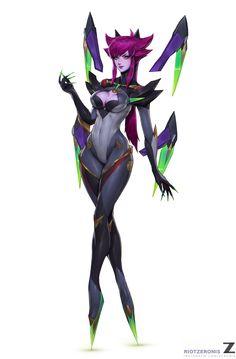 ArtStation - Super Galaxy Elise Concept Art, Zeronis ⭐️