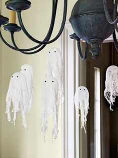 52 Halloween Crafts (Will take you to Country Living website -- safe to open)