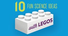 Teach your kids science using these ten LEGO activities that they'll enjoy doing.