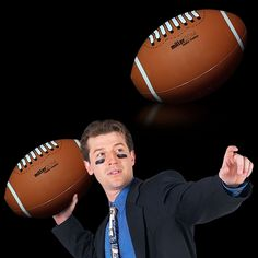 """Promotional 16"""" Inflatable Football 