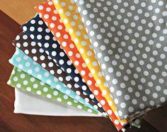 Riley Blake Dots by maureencracknell, via Flickr