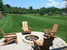 Adirondack Chairs From pallet wood