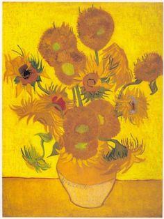 Sunflowers, Van Gogh