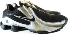 Nike Men Athletic Shoes Size 13 Black.  KAK 4 #Nike #AthleticSneakers
