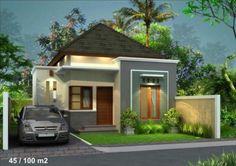 60 Gambar Rumah Minimalis 1 Lantai Tampak Depan dan Warna Cat Pilihan