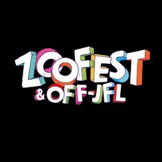 Earlier this week, OFF-JFL and Zoofest announced their exciting, top-shelf lineup for their 2018 festival, which will run from July to the Post Check, July 5th, Lineup, Comedians, Comedy, Photoshop, The Incredibles, Comedy Theater, Humor