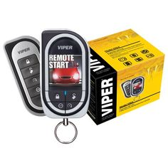 Great alarm system with remote start!