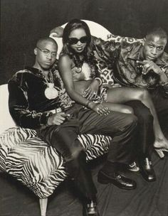 Nas, Foxy Brown & AZ, The Firm #HipHop #ThrowBack
