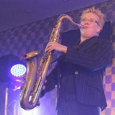 Saxophonist for Sasol function . Room Five. Sandton